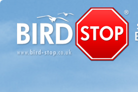 UK's largest range of Bird Spikes, Bird Netting, Bird Scarers, Decoy Birds, Acoustic Bird Deterrents
